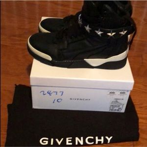 Givenchy Men Size 10 Sneakers